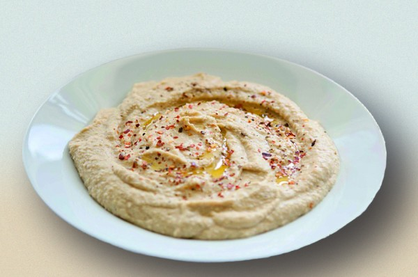 Libanesisches-Hummus-mit-Joghurt